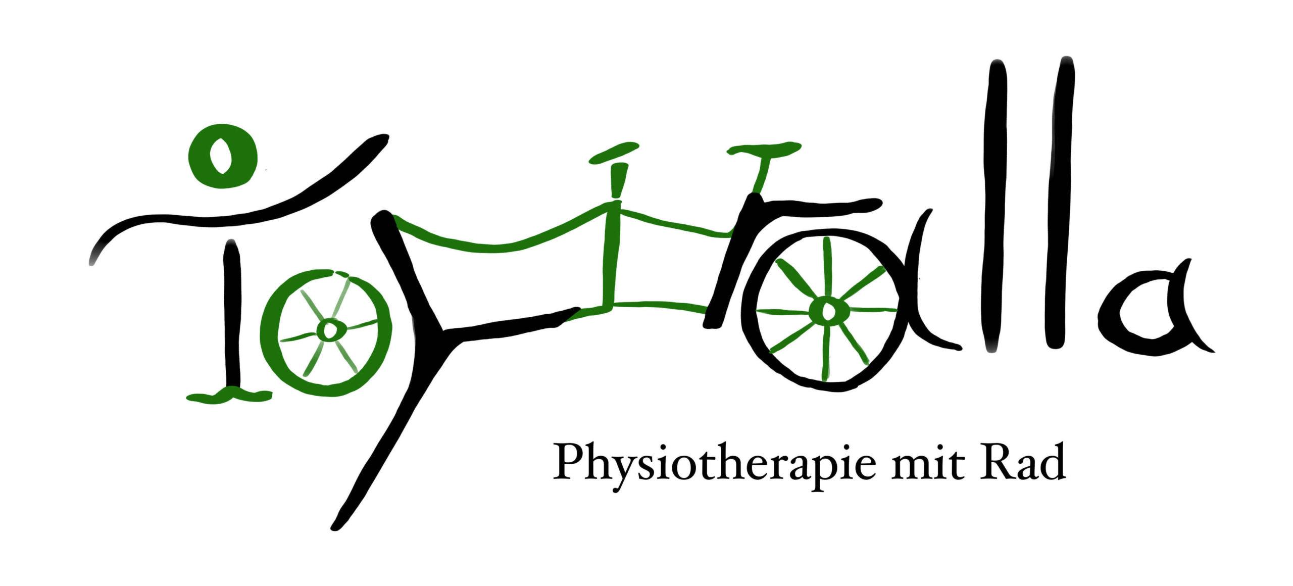Tyralla Physiotherapie mit Rad